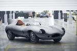 Dopo 60 anni la Jaguar D-Type torna in linea di produzione