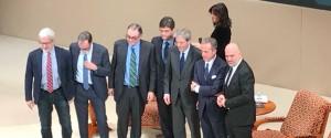 """Gazzetta del Sud e Giornale di Sicilia Gentiloni: """"Un esempio per tutta Italia"""""""