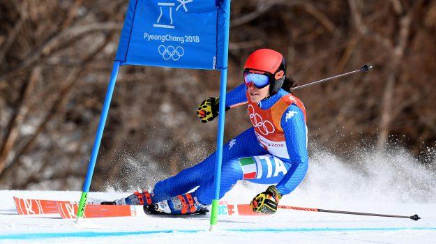 brignone bronzo, olimpiadi invernali, Sicilia, Sport