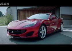 Ferrari Portofino, la nuova fuoriserie decappottabile di Maranello