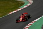 Primi test per la Formula Uno a Barcellona, bene la Ferrari di Raikkonen
