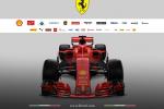 """Più rossa e aggressiva, presentata la nuova Ferrari: """"Non corriamo per arrivare secondi"""""""