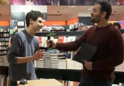 Fuori-Classe, gli studenti si sfidano a colpi di libri