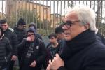 Giammarva raggiunge i tifosi del Palermo: grazie ragazzi, abbiamo bisogno di voi - Video