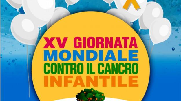 giornata mondiale contro il cancro infantile, ospedale civico di palermo, Palermo, Società