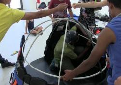 Giornata mondiale del rifugiato, al Maxxi la tenda-installazione di liceali romani e minori non accompagnati