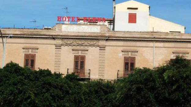 hotel elena occupato, Palermo, Cronaca