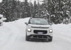 Il Citroën Unconventional Teame la sua «casa» a Obereggen
