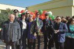 Riapre la scuola Don Bosco di Campobello, giorno di festa in città