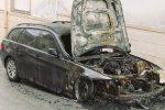 Rosolini, incendiata l'auto di un ex assessore