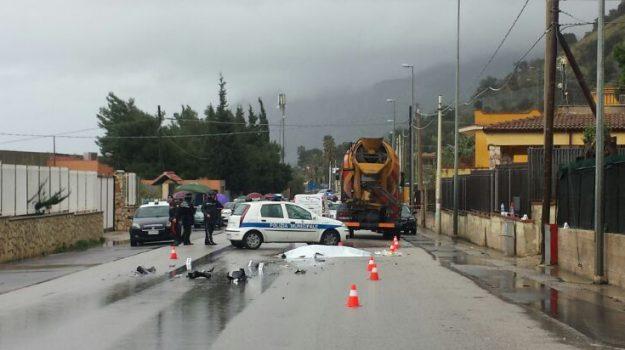 incidente carini, Palermo, Cronaca