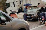 Tir invade la carreggiata, le immagini dell'incidente sulla Palermo-Mazara