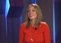 Line Ulrika Christiansen, direttrice di Domus Academy