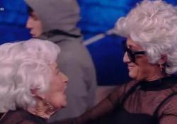 L'ultima esibizione della «vecchia che balla» e Littizzetto si propone come sostituta