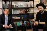 Meraviglioso, Salvo La Rosa intervista Giovanni Caccamo