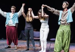 All'Elfo Puccini di Milano fino al 1° giugno le performance degli studenti di 112 scuole della Lombardia: «Laboratori di Arti Interpretative», ma anche cittadinanza attiva e imprenditorialità giovanile