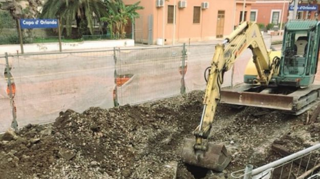 lavori a capo d'orlando, Messina, Cronaca