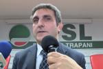 Leonardo La Piana, segretario Cisl Palermo-Trapani
