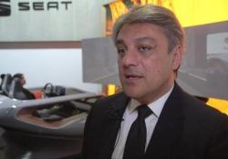 Luca De Meo (Seat): «La connettivitàin auto migliora la sicurezza»