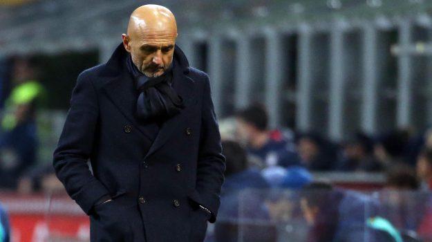 esonero Spalletti, inter, Antonio Conte, Luciano Spalletti, Sicilia, Calcio
