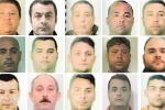 Mafia di Porta Nuova, definitive 14 condanne - Foto e nomi degli imputati