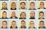 Mafia, operazione game over: nomi e foto dei coinvolti