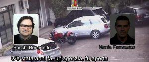 """La mafia e le scommesse, così Bacchi guadagnava un milione al mese: """"I soldi conservati dentro le scatole"""""""