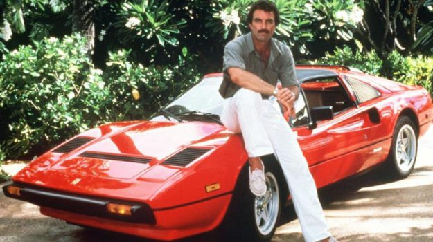 Magnum P.I., Tom Selleck, Sicilia, Società