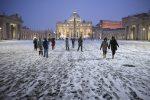 Il maltempo colpisce anche Roma: la Capitale si risveglia sotto la neve - Foto