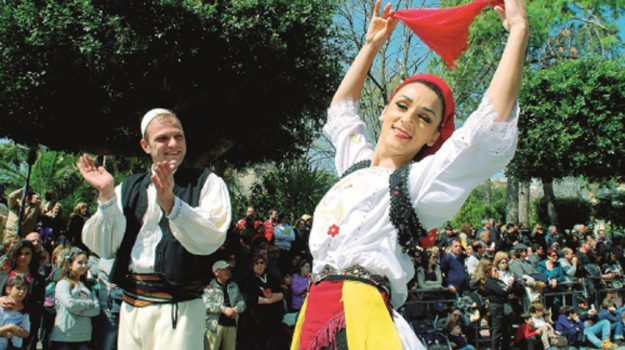 Mandorlo in Fiore Agrigento, Agrigento, Cultura