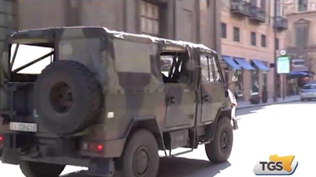 Allerta massima per le manifestazioni a Palermo