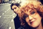 Fiorella Mannoia a New York con Carlo Di Francesco: il primo scatto social della coppia - Foto