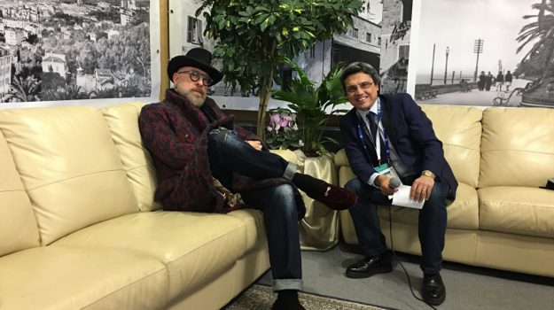 Mario Biondi con Salvo La Rosa
