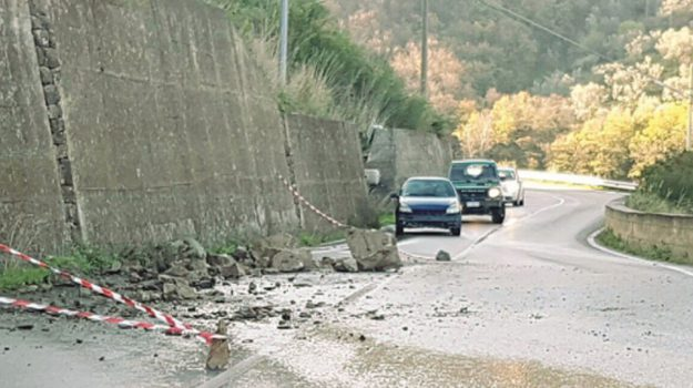 massi strada alcara li fusi, Messina, Cronaca