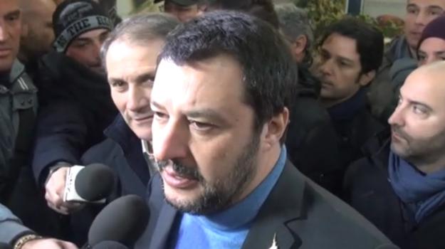 centrodestra, elezioni politiche 2018, Lega, Matteo Salvini, Silvio Berlusconi, Sicilia, Politica