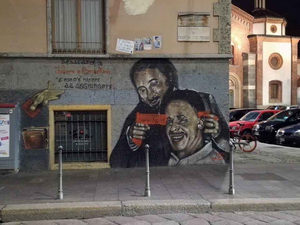 Milano, Falcone