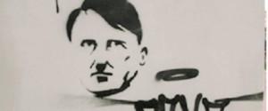 Murales con il volto di Hitler, denunciato uno studente a Enna