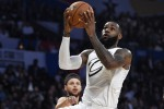 Show e vip per l'All Star Game, LeBron James votato come il migliore