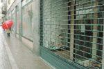 Negozi in abbandono, censimento per ripulirli a Caltanissetta