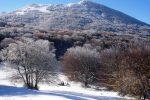 Freddo e neve, la Sicilia si imbianca e a Piano Battaglia riaprono gli impianti