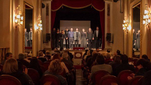 spettacolo volevo dirti, teatro patafisico, sabrina petix, Palermo, Cultura