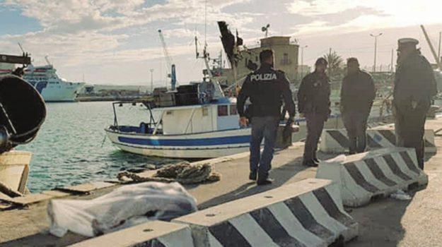 pescatore morto porto empedocel, Agrigento, Cronaca