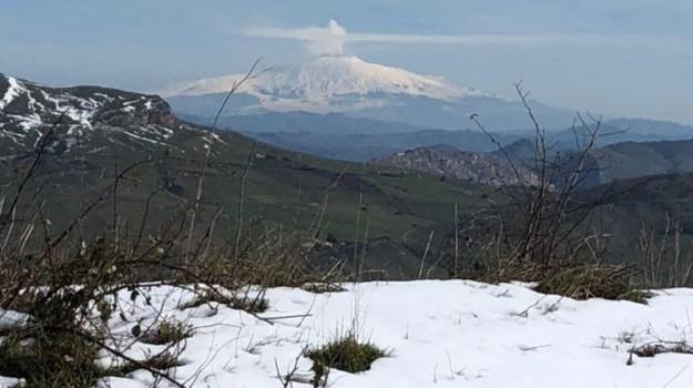 neve piano battaglia, Palermo, Cronaca