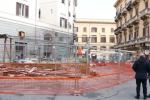 Al via i lavori per la rimozione del cantiere abusivo in piazza Bottego a Palermo - Video