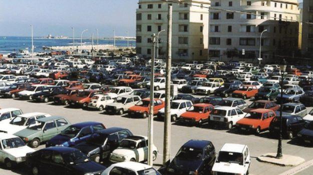 parcheggiatori abusivi trapani, strisce blu trapani, Trapani, Cronaca
