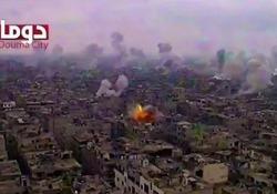 Pioggia di bombe su Ghouta: più di 500 civili morti in una settimana