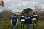 Trasportava 42 chili di marijuana in auto, polizia di Ragusa arresta 38enne di Lentini