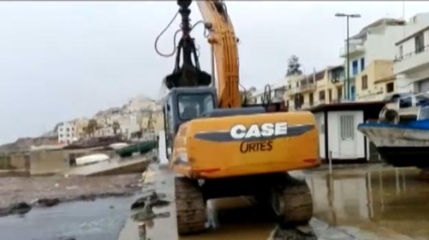Al via i lavori al porto di Selinunte