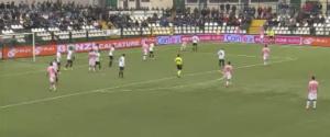 Il Palermo non segna più, le immagini dello 0-0 contro la Pro Vercelli - Video