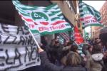 Chiedono l'assunzione: nuova protesta dei precari dell'Asp di Palermo - Video